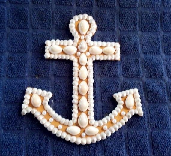SeaShell Boat Anchor -- No. 3