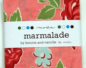 Marmalade by Bonnie and Camille for Moda, charm pack