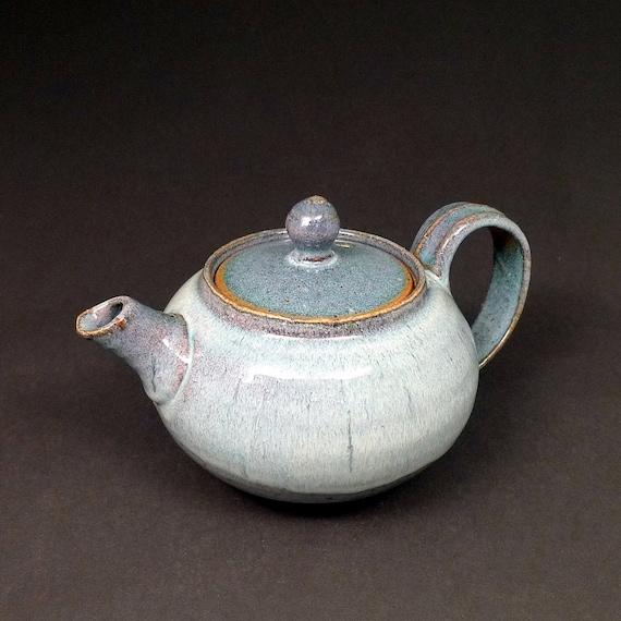 Snowy Day Teapot II