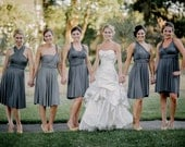 Infinity Bridesmaid Dress - Versatile Convertible Style