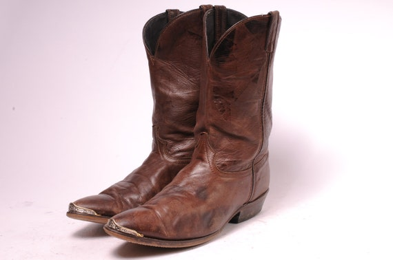 These Code West Slides Lend A Western Edge Without A Full Boot. In Very Good Shape Size 8.