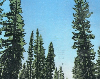 In the Pines-Hand Pulled, Limited Edition