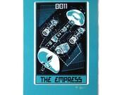 """Robo Tarot: Major Arcana v7 """"The Empress"""" print"""