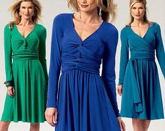 Butterick 5783BUT, Pullover dress, Misses dress, sizes XS-S-M