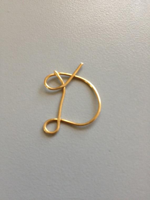 letter d gold pendant alphabet jewelry initial jewelry With letter d gold pendant