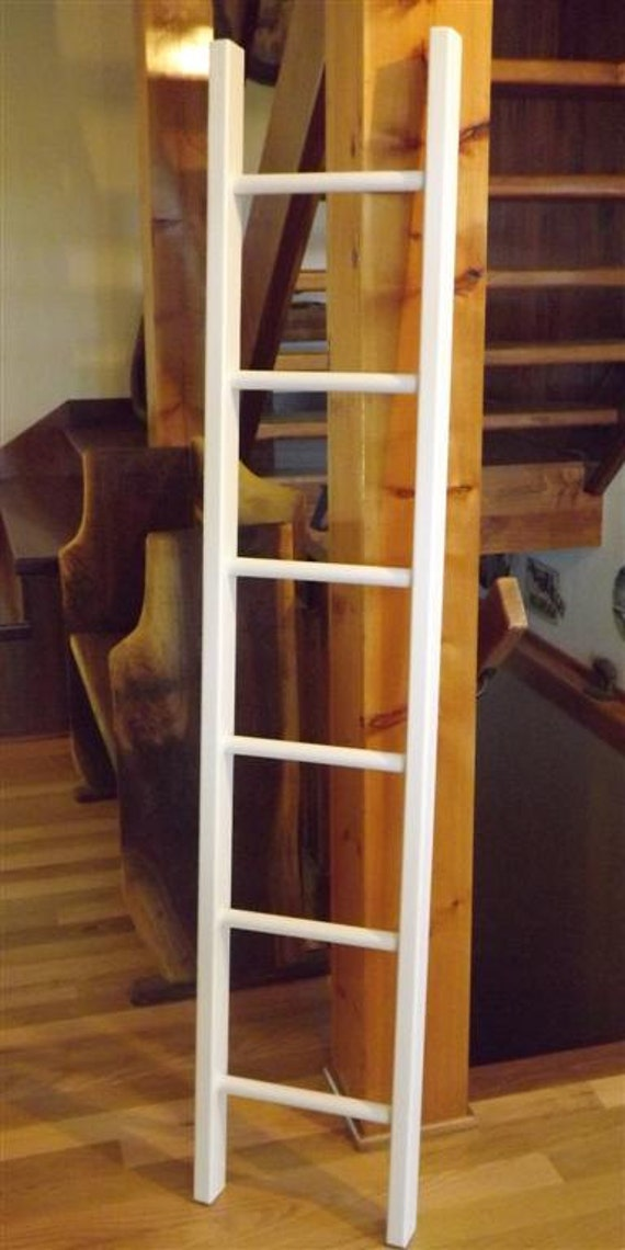 ladder   Reclaimed wood   white   pine   by EastabrooksTreeWorks