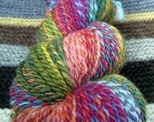 SALE - Polwarth Wool Handspun Yarn - 145 yards