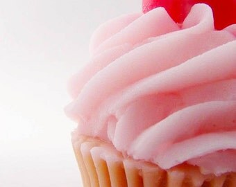 Cherry Cupcake Soap