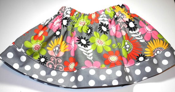 handmade girls skirt