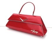 Couture Vintage Car inspired Handbag Made In USA- The Fury