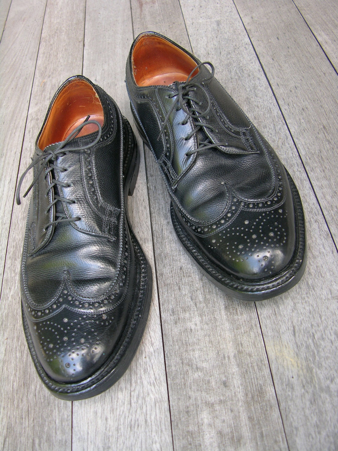 Florsheim Brogue Shoes The Shoe...vintage Florsheim