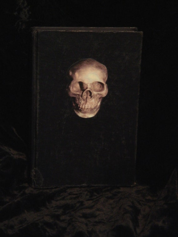 The Magic Power of Witchcraft Old Occult Book  c. 1976 at Gothic Rose Antiques