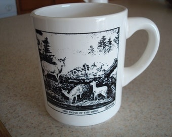 Currier and Ives Cup