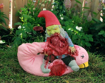 Zombie Gnomes: Lunch Break