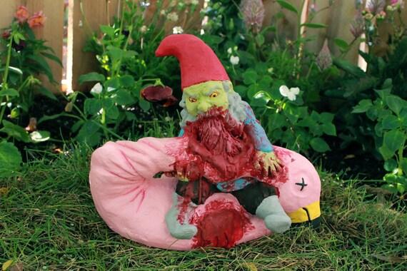 Zombie Gnomes: Lunch Break
