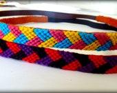 Braid Friendband (Choose your colors)