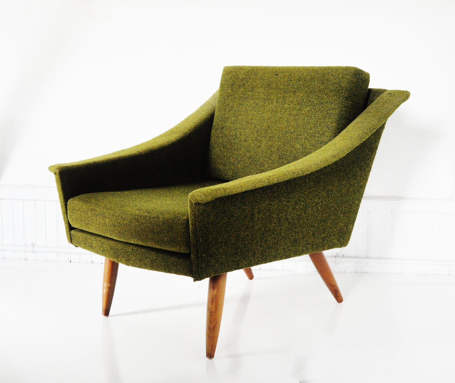 Mid century lounge chair adrian pearsall for craft Mid century chairs