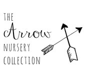 Arrow Nursery Collection - 8x10 Printable Art - Instant Download