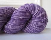 Sock Yarn Hand dyed Superwash Merino/Nylon - Crush