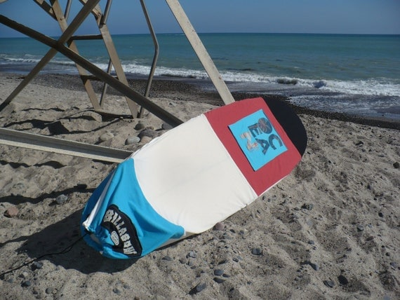 Custom made Short board or fish shape Surf board bag  Vintage surfing T-shirt  designs