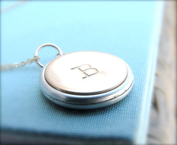 Keepsake Personalized Necklace, Gifts for MOM, Double Sided Pendant, Weddings, Bridal Jewelry