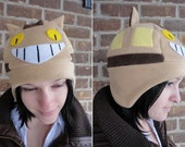 Catbus My Neighbor Totoro Hat - Adult, Teen - Halloween Costume; nerdy, geekery gift!