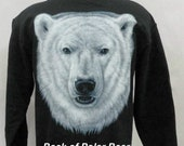 Polar Bear Hoodie just in time for Christmas