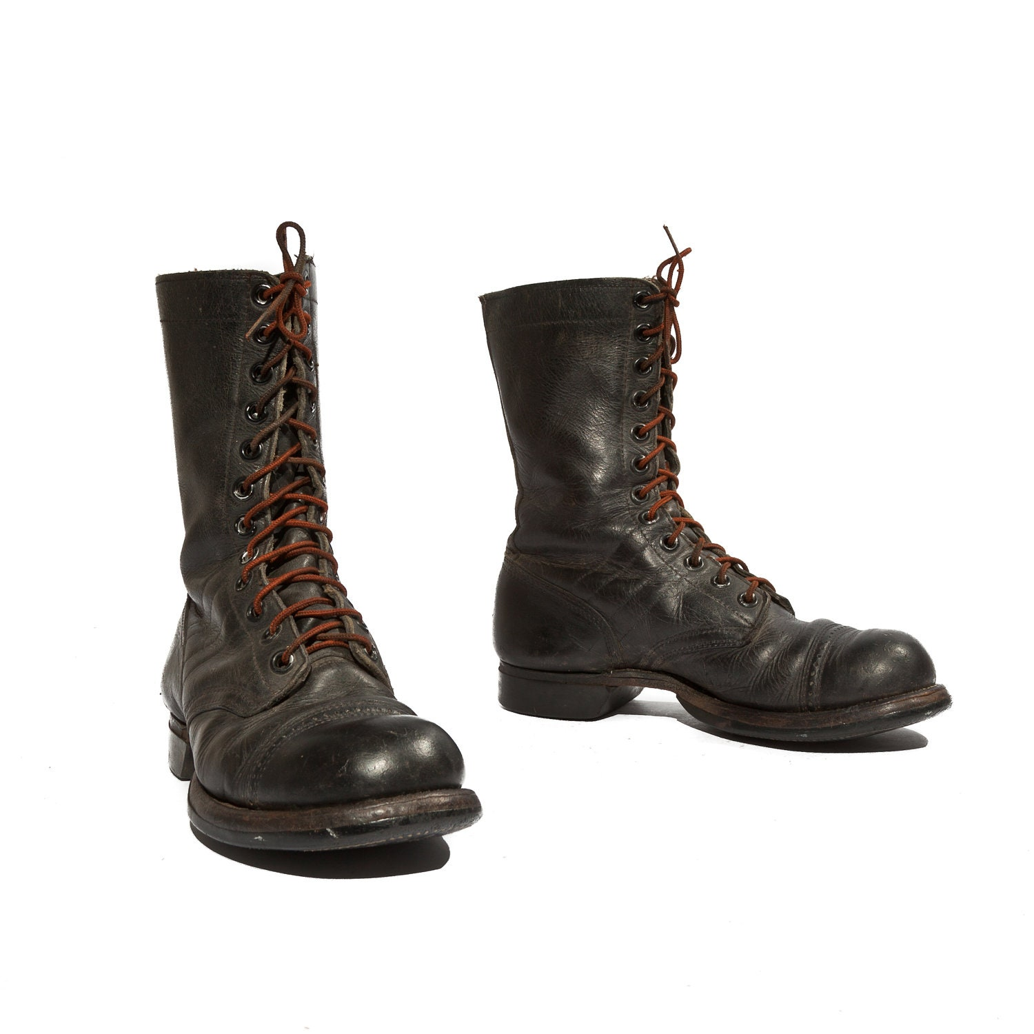 1950 s paratrooper jump boots by the herman shoes boots
