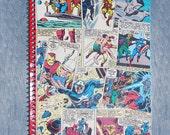 The Avengers Notebook - Back to School - Marvel Comics - Iron Man, Thor, Captain America