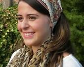 Headband  Wide Turban Head Scarf  Hair Wrap Head Wrap Hair Band - fatwoman