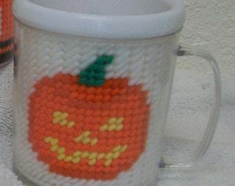 2514 Halloween Pumpkin Mug