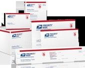 Domestic Priority Mail Upgrade