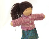 Waldorf Handknit Cardigan Jumper Sweater