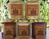All Natural Soy Candles 9 ounce