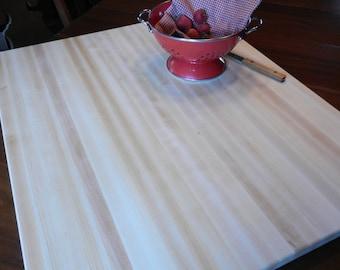 Made to order- Custom homemade pasta cutting board