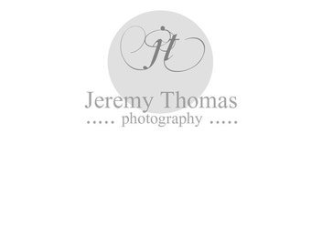 Professional Premade Logo - Watermark Small business Photography