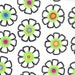 Good Morning by Me and My Sister Designs Black White 22182 19 - quilting fabric - cotton fabric