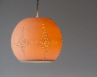 CORAL, Porcelain Hanging Lamp