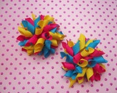 Summer Fun Mini Korker Bow Set