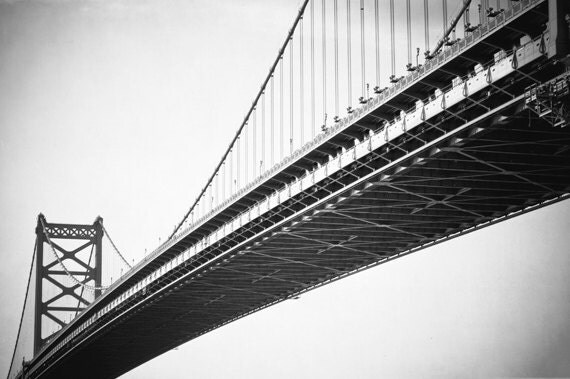 Bridge Photography Black And White White Photography Bridge
