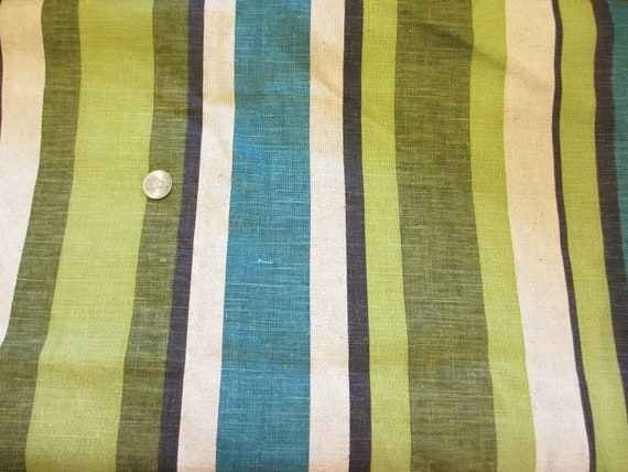 Vintage Linen Fabric - 2 yard