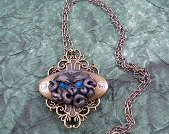 Cthulhu Necklace HP Lovecraft