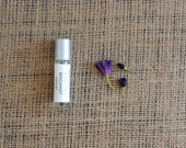 Bergamot Violet Perfume Oil, Roll On Perfume Earl Grey Tea Sweet Fragrance