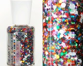 Mathematical Handmade Nail Polish SeaSkyy Lacquer