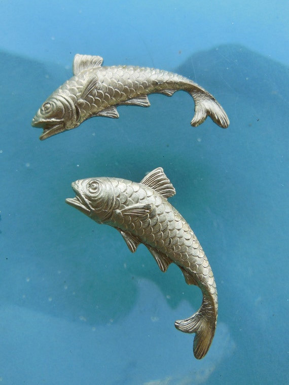 Ornamental koi carp fish 4 pc for Decorative carp