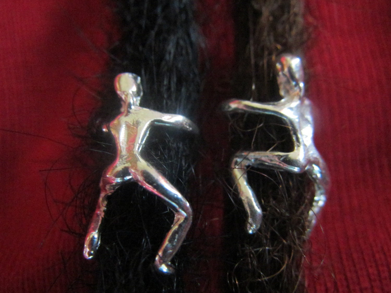 Dreadlock Beads 2 X Sterling Silver Dr...