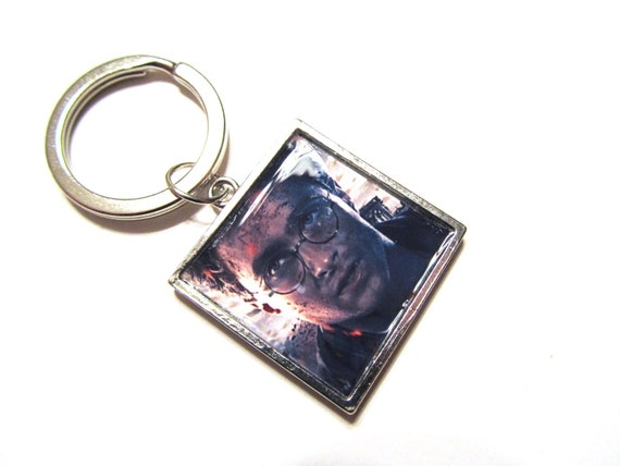 CLEARANCE SALE Harry Potter Inspired Keychain