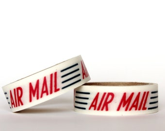 MINI 5M Airmail Washi Tape