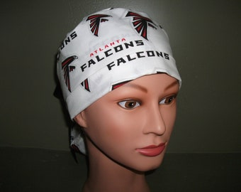 NFL Atlanta Falcons Ponytail scrub cap