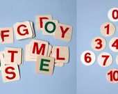 Simply Marvelous Felt Letters and Numbers Set